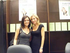 Emily Giffin and I